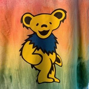 Other - NWOT Grateful Dead Dancing Bear Tie Dye T-shirt